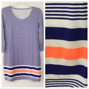 Lilly Pulitzer striped Beacon dress XS (A491)